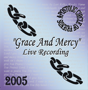 Grace And Mercy CD