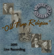 Old Time Religion CD