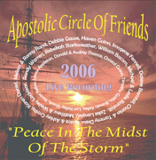 Peace In The Midst Of The Storm CD
