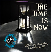 The Time is Now CD